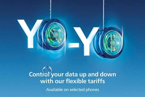 Flexible Data Plans - O2's 'Flexible Tariffs' Let Customers Adjust their Data Plans Monthly