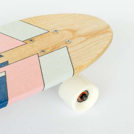 Auto-Inspired Skateboards - Atypical's Roadrunner Collection Includes Three New Models
