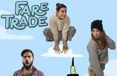 Branded Bartering Comedies - 'Fare Trade' Follows the Exploits of Millennials on Bunz