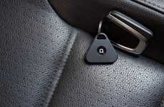 Alarm-Enabled Car Key Trackers