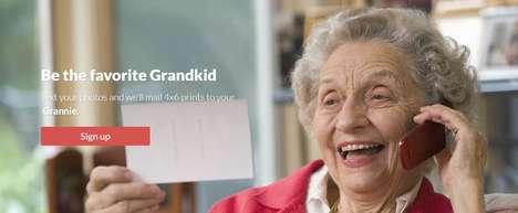 Grandparent-Friendly Photo Platforms