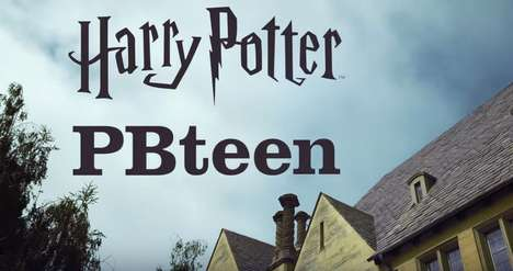 Wizardly Room Decor - The PBTeen Harry Potter Collection Features Whimsical Home Accessories