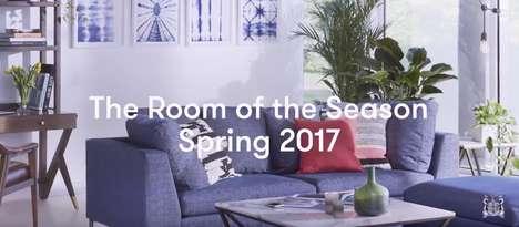 Seasonal Decor Ads