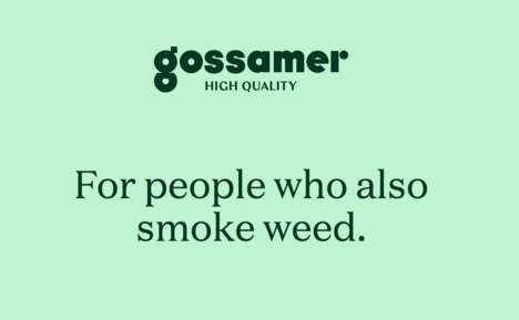 Modern Cannabis Magazines - Gossamer's Lifestyle Magazine is on Cannabis' Effects and Culture