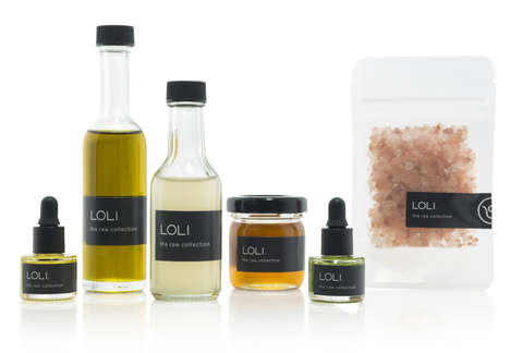 Tailor-Made Beauty Products - Loli's 'Blend It Yourself' Lets Consumers Make Their Own Care Items