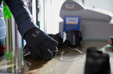Tap-to-Pay Winter Gloves