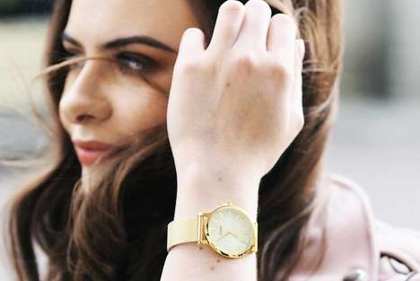 Elegant Contactless Payment Watches