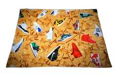 Collectible Sneaker Blankets