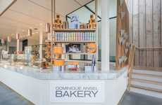 Hybrid Bakery-Restaurants - '189 by Dominique Ansel' is a New Restaurant at The Grove in LA