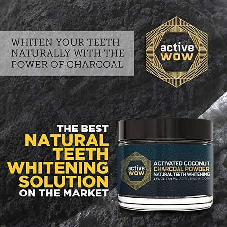 Charcoal Coconut Toothpastes