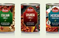 International Flavor Canned Chilis