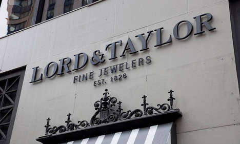 Luxury Department Store Offerings - Walmart and Lord & Taylor Will Collaborate in Spring 2018