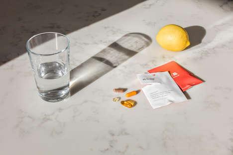Chic Personalized Vitamin Startups