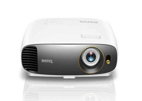 Accessible 4K Projectors - The BenQ W1700 4K HDR Projector Has a Realistic Price Point