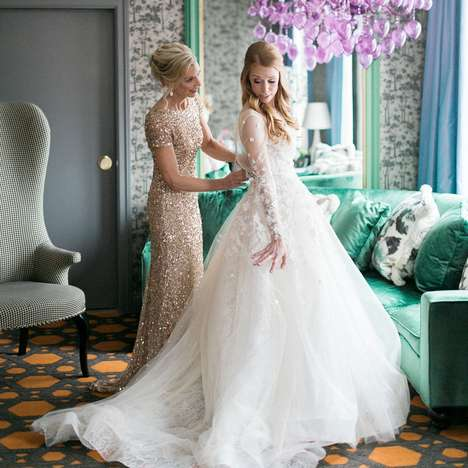 Direct-to-Consumer Bridal Dresses - Anomalie Wedding Dresses are Cutting the Costs for Brides