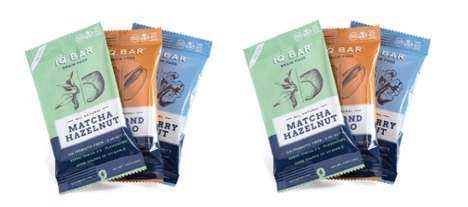 Brain-Nourishing Snack Bars - The IQ Bars are Packed with Healthful Ingredients to Fuel Your Mind