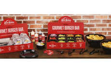 Holiday Burger Bar Kits