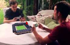 AR Soccer Games - 'SoccAR' is an Augmented Reality Multiplayer Soccer Game