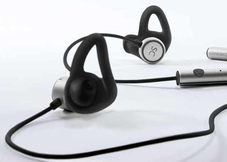 Bespoke Earphone Accessories - The 'GENERICS' Custom-Made Earphones are Crafted to Your Ear Profile