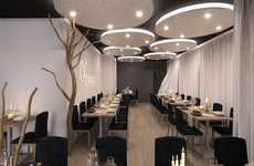 Clothing-Optional Dining Experiences - O'Naturel in Paris Lets Patrons Eat in the Nude