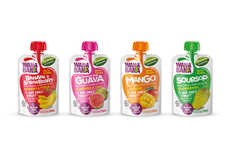 Vibrant Fruit Puree Packs