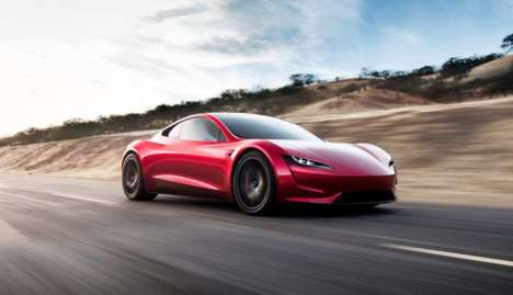 Record-Setting Electric Sports Cars - The New Tesla Roaster is the Fastest Production Car Ever