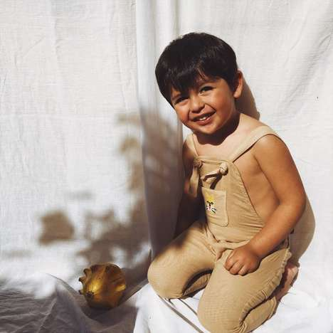 Hand-Embroidered Kids' Clothing - The Korimi Kids Clothing Line is Inspired by Mexican Folk Stories