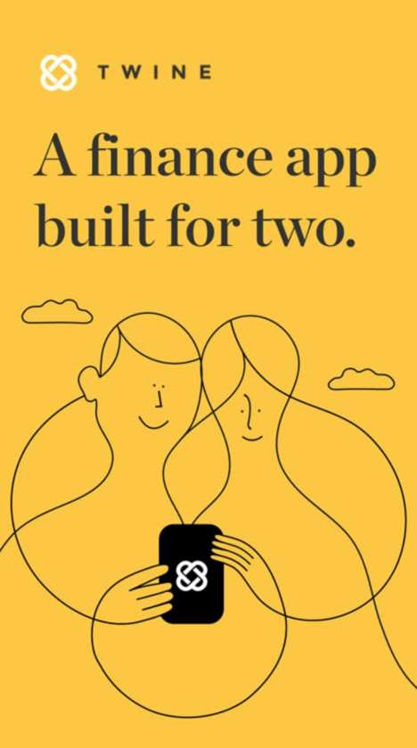 Partner-Friendly Finance Apps - The 'Twine' Couples Finance App Lets You Save for Mutual Goal