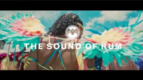 Musical Rum Documentaries - Bacardi's 'The Sound of Rum' Explores the Reach of Caribbean Music