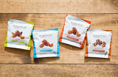 Flavorful Healthy Nut Snacks - The BobbySue's Nuts Snacks are Flavored Like Indulgent Treats