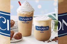 Cinnamon Bun-Flavored Coffees