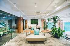 Professional Transformation Co-Working Spaces - The Assemblage Nomad Has Opened in New York
