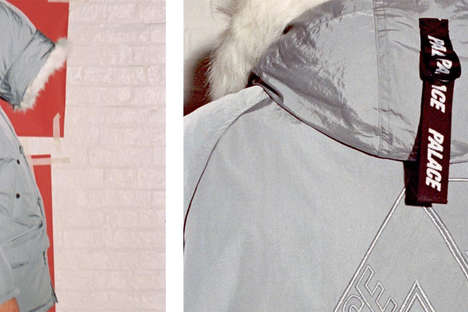 Winterized Skate Apparel - Palace Skateboards Took to Instagram to Tease Its 'Ultimo' Collection