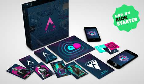 Smartphone-Based Deduction Games - The 'Andrana Project' is a Phygital Social Deduction Game
