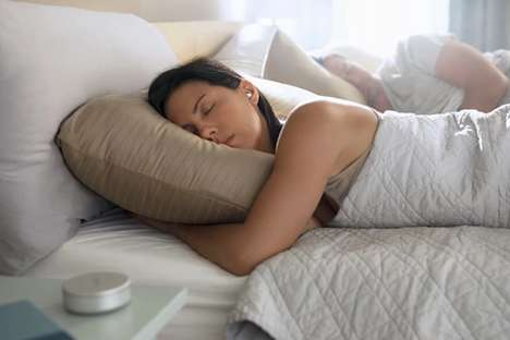 Frequency-Matching Sleep Aids - The Bose Sleepbuds Were Designed with Comfort in Mind