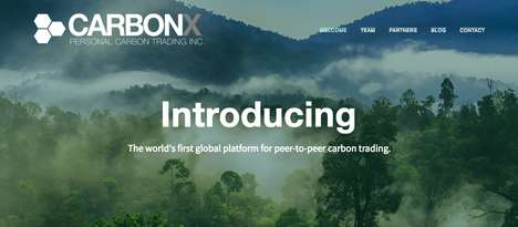 Blockchain Carbon Trading Platforms