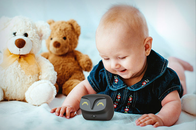 'Strixie' Baby Monitor