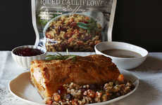 Cauliflower-Based Stuffing