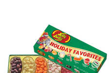 Festively Flavored Jelly Beans