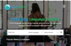 Language Learning Socialization Platforms - The 'Speakmates' Platform Connects Learners Together