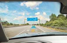 AR Car Windshields