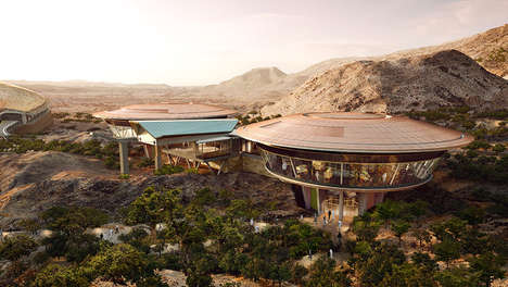 Diverse Botanic Conservations - The Oman Botanic Garden Will Be the World's Largest Ecological Oasis