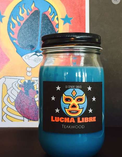 Hispanic Scented Candles