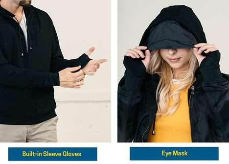 Versatile 3-in-1 Jackets