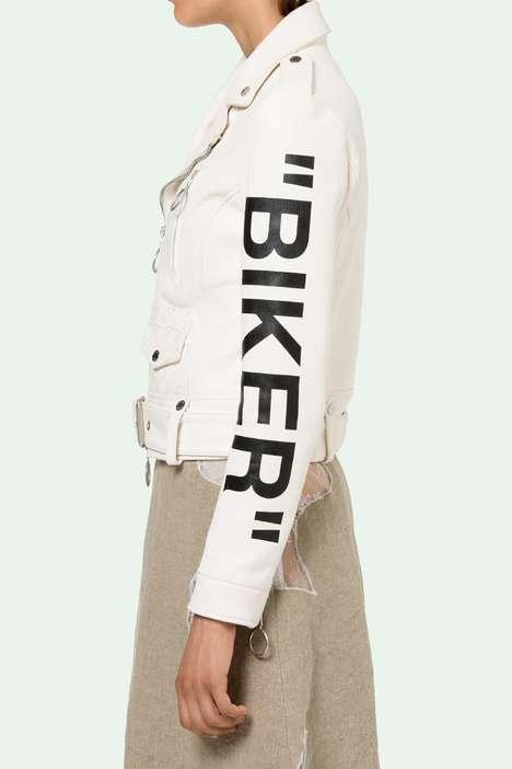 Biker-Inspired Leather Jackets