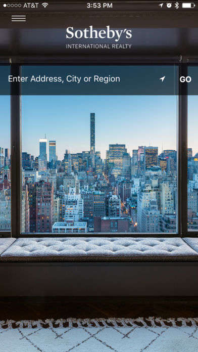 Premium Real Estate Apps - Sotheby's International Realty Features Luxury Real Estate