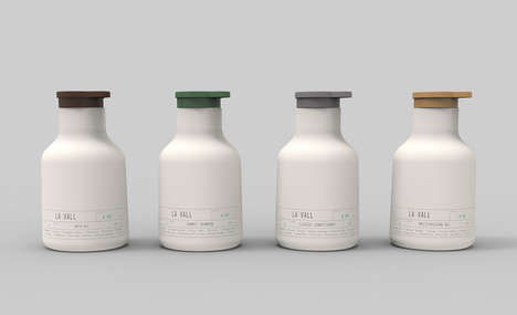 La Vall Offers Rejuvenating Products in Elegant Packaging