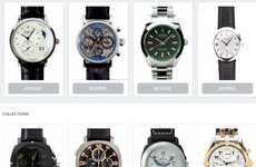 Luxury Watch Rental Sites - The Borrowed Time Watch Company Rents Out Luxury Watches