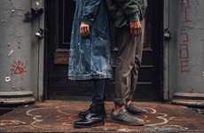 Workwear Denim Collections - Hudson Jeans' Denim Collection is Fashionable and Flexible