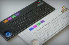 Digital Design-Focused Keyboards